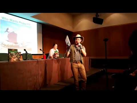 Dinosaurs at the Movies: The Good, The Bad & The Raptorous (Dublin Comic Con 2017)