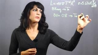 How to Determine a Star's Raḋius : Astronomy & Astrophysics