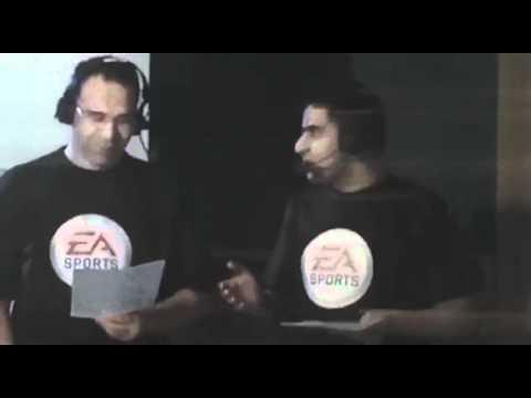 Арабські коментатори в FIFA 12