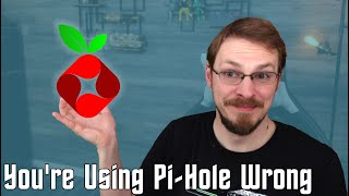 You're running Pi-Hole wrong! Setting up your own Recursive DNS Server!