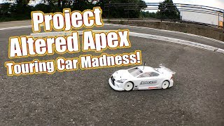 Project Altered APEX First Drive - Team Associated Apex TC Kit | RC Driver