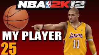 NBA 2k12 My Player Ep.25 - Conference Quarterfinals Game 1 & 2 (NBA Playoffs)