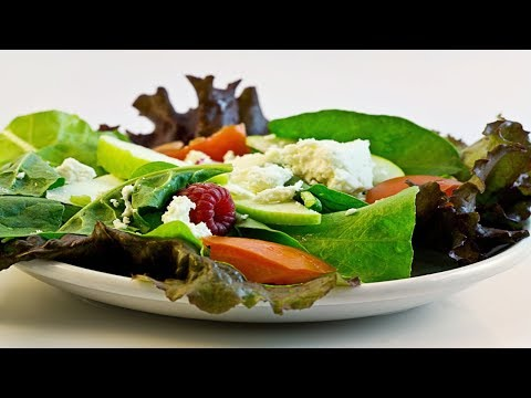 Healthy Diet With Vegetables And Fruits.