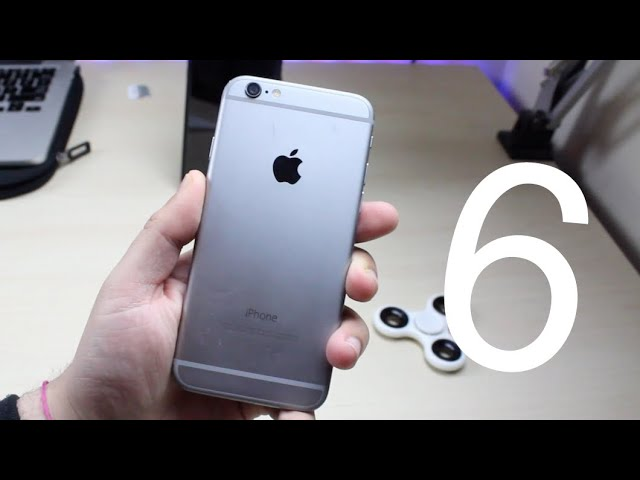 jual iphone 6s plus 16gb second