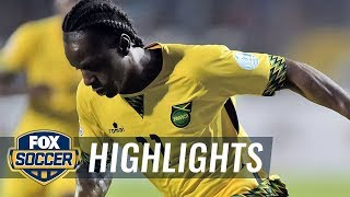 Mattocks grabs consolation goal for Jamaica - 2015 CONCACAF Gold Cup Highlights
