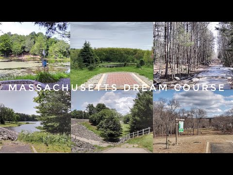 The Best Possible Disc Golf Course In Massachusetts?!