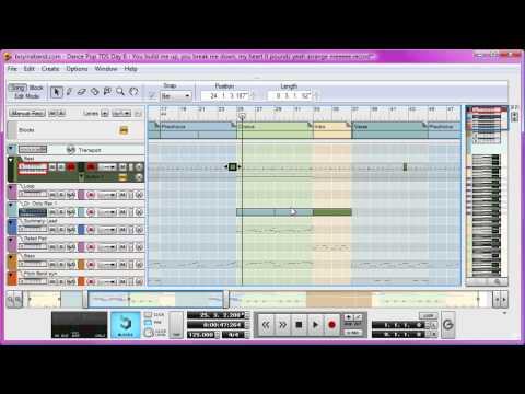 Dance Pop Tutorial Day 6: Arranging A Song Like Lady Gaga/Ke$ha/Katy Perry [7 Day Song]