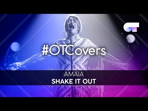INSTRUMENTAL | Shake it out - Amaia | OTCover