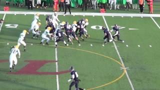 Lynden vs. Ellensburg 2014 State Football Semi-Finals
