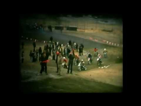 Canyon High School Motocross Race 1975