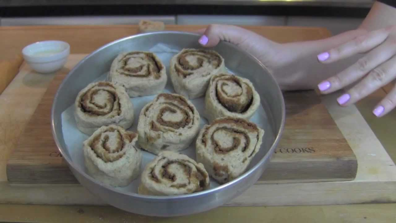 how to make homemade cinnamon buns without yeast
