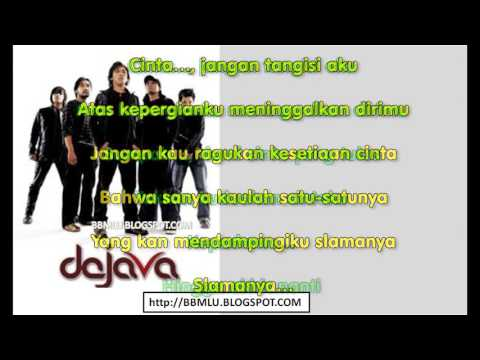 Da Java - Cinta Jangan Tangisi Aku 2 (LIRIK) | OFFICIAL LYRIC VIDEO @LIRIKMUSIK10