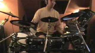 Drum Lesson: Paradiddles Over Tumbao Bass Pt. 2 by Joe Choroszewski