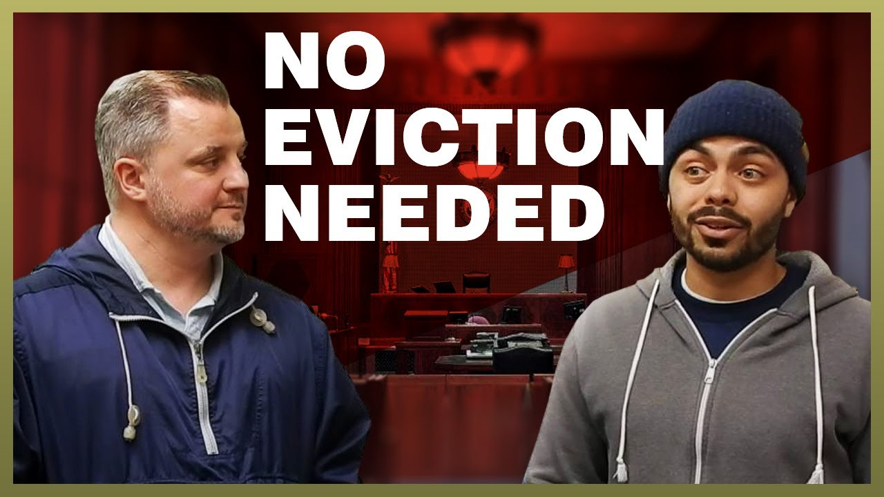 How to Remove a Bad Tenant (without having to evict!)
