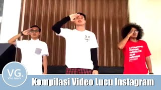 KOMPILASI VIDEO LUCU INSTAGRAM AGUSTUS 2015 - PART 01 || Viko Gram