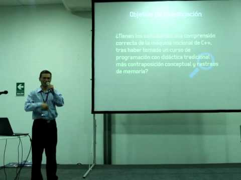 CLEI 2015 Dia 3 Student understanding of the C++