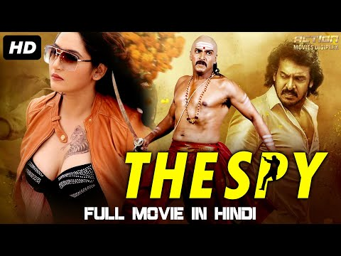 THE SPY – Blockbuster Action Hindi Dubbed Movie | South Indian Movies Dubbed In Hindi Full Movie