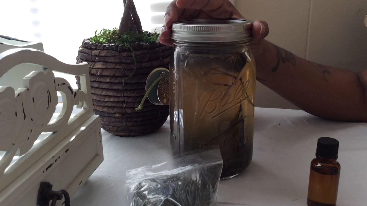 New Spiritual Cleanse Wash -Hoodoo Root Worker