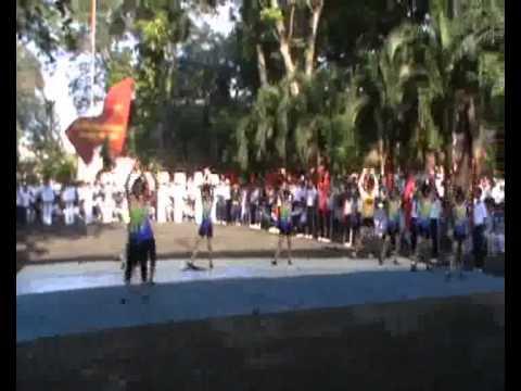 DoChieu Com   Trường THPT Nguyễn Đình Chiểu khai mạc Hội khỏe Phù Đổng năm học 2010  1011 3