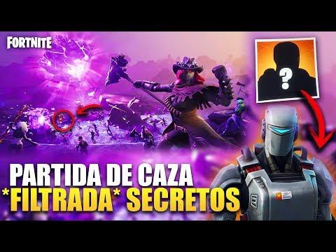 skin-*filtrada*-partida-de-caza- -nuevos-secretos-calamidad-*cubo-teorias*- -fortnite-battle-royale
