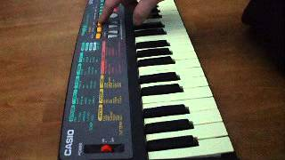 Casio SA-35 Keyboard