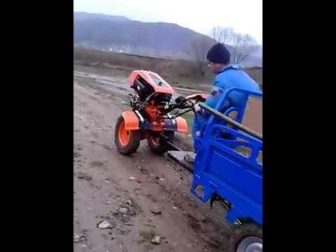 Motocultor Ruris 1001 KSD 10cp