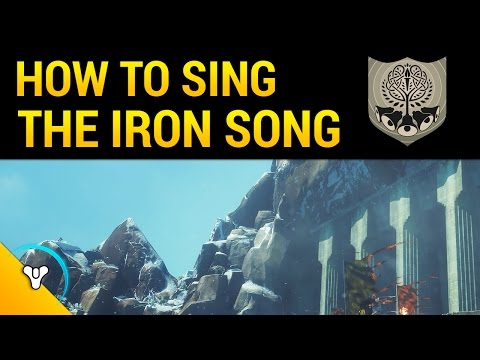 """Rise of Iron: Unlocking """"Sing the Iron Song"""" & More"""