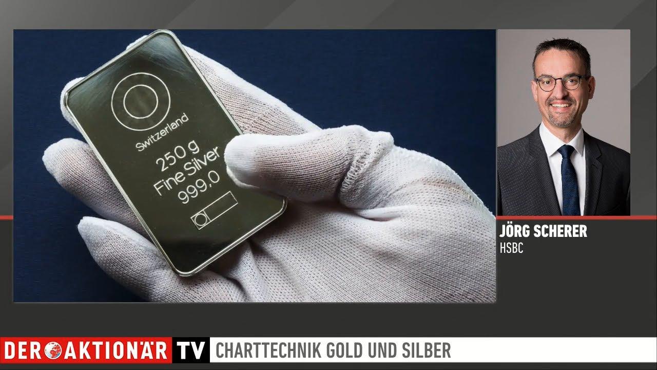 Charttechnik: Gold und Silber, was geht da noch? - Zertifikate Aktuell vom 27.07.2020