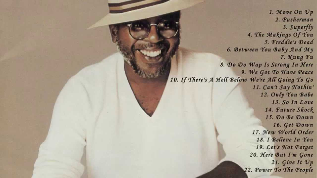 Curtis Mayfield - 2 Originals Of Curtis Mayfield Curtis / Back To The World