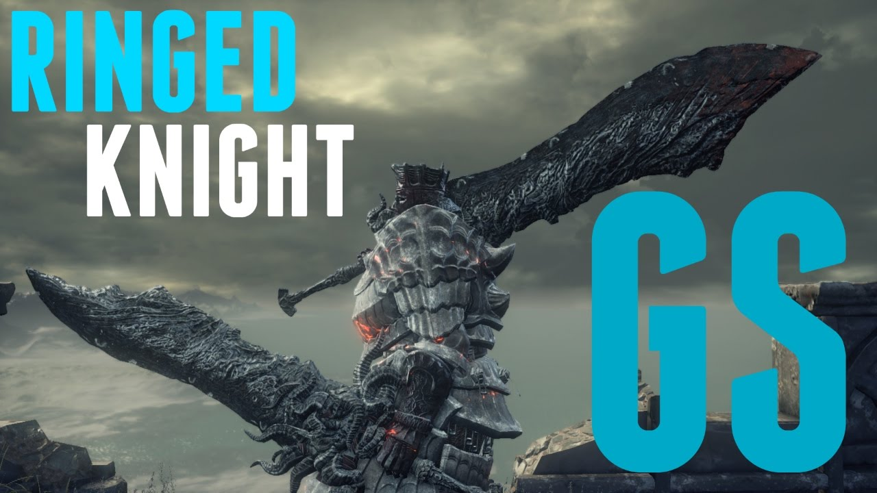 Dark Souls 3 Ringed Knight Paired Greatswords Build And Pvp Patch 1 14 Youtube