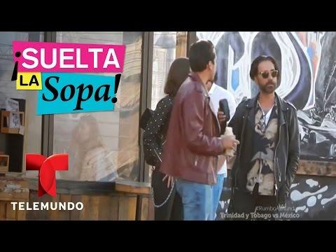 Alejandro Fernández reaccionó cuando preguntamos por demanda a Luis Miguel | Suelta La Sopa | Entre