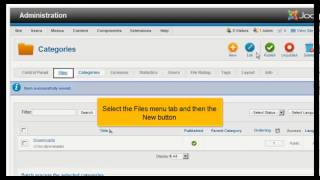 How to add the Phoca Download Manager in Joomla 2.5(, 2013-02-11T05:49:15.000Z)