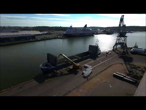 Port Of Turku & Prima Fortuna (Extended version)