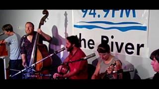 Blind Pilot - Umpqua Rushing (KRVB Live Acoustic Session)