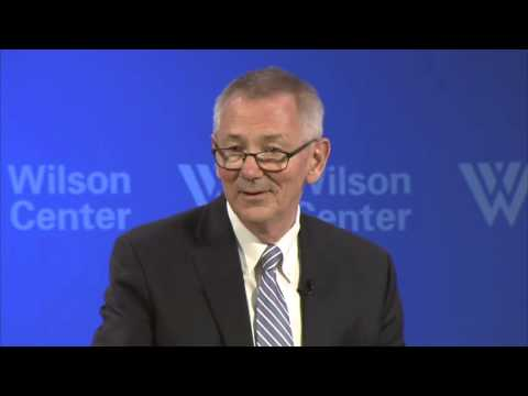 Andrew Light participates in Wilson Center panel discussion on climate policy.