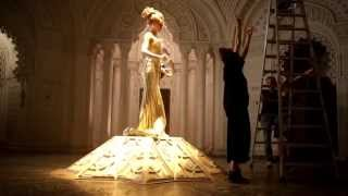 Alien - Thierry Mugler Perfume - The Film 2014 (Making Of) Thumbnail