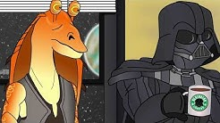 Star Wars Parody Compilation   Best of Animated Comedy