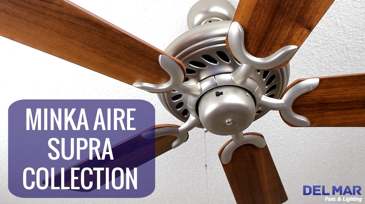 Minka aire supra ceiling fan collection youtube minka aire supra ceiling fan collection aloadofball Gallery