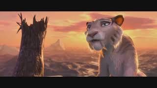 Kovu x Shira & Kiara x Simba