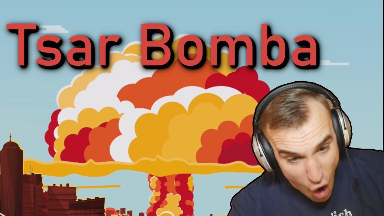 Estonian Soldier reacts to Tsar Bomba