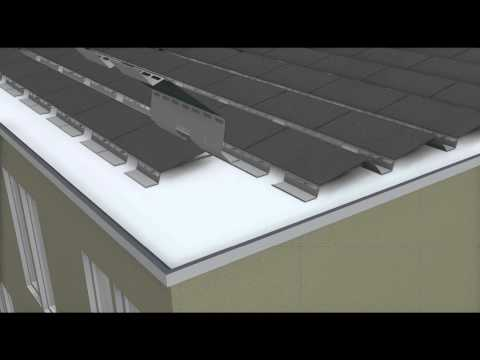 Soltecture - Flatroof Solar mounting system - self ballasted