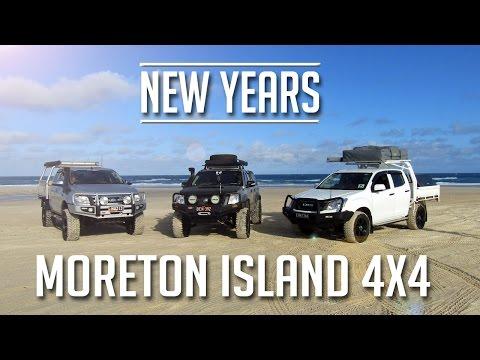 Moreton Island 4x4 Trip