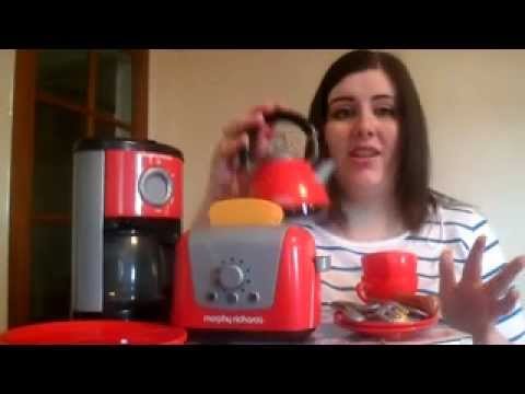 Kitchen Set By Casdon Toys Underthechristmastree Co Uk Youtube