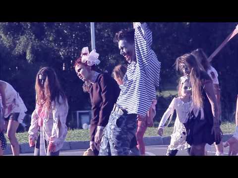 Танцевальные флешмобы в Перми  Dancing Flashmob