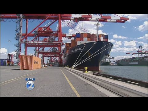 Hawaii shouldn't be affected by continued suspensions at West Coast ports