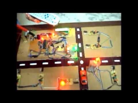 Trml Ece 09 13 Miniproject Batchno 18b Density Based Traffic Light System