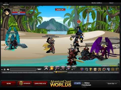 how to get guardian class in aqw 2015