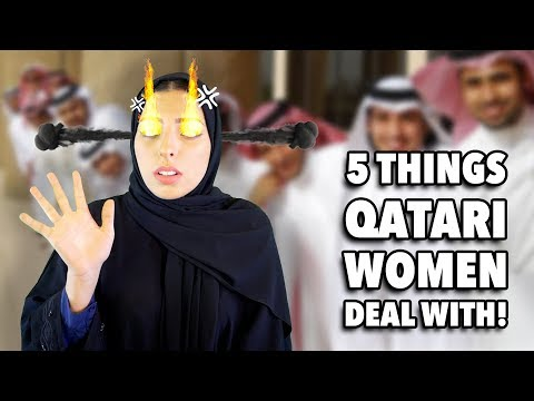 #QTip: 5 Struggles Of Being A Qatari Woman!