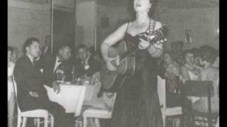 Anna Marly - Bonjour, Buenos aires