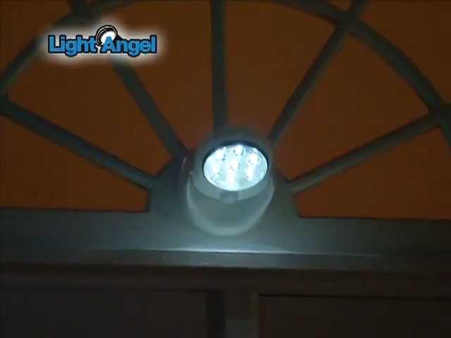 TYY-guang Angel Sensor LED-Licht Nachtangeln Streik Alarm Glow Stick Bissanzeiger Angelausr/üstung
